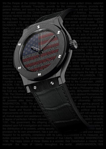Hublot US Big Bang
