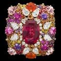 Коллекция Dear Dior, наполненная цветом