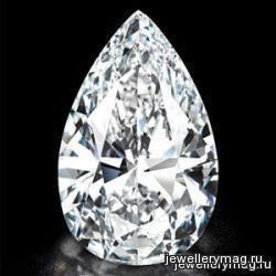 D-Flawless 101.73 ct. diamond