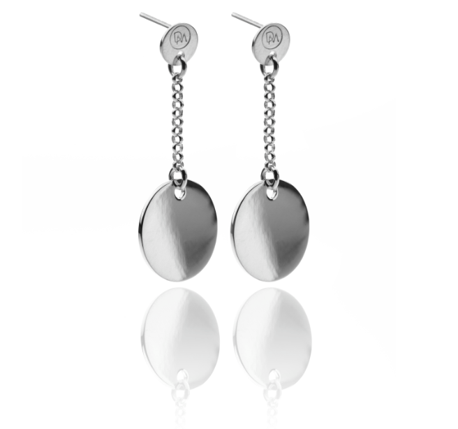 David&Martin Mirror Collection Earrings