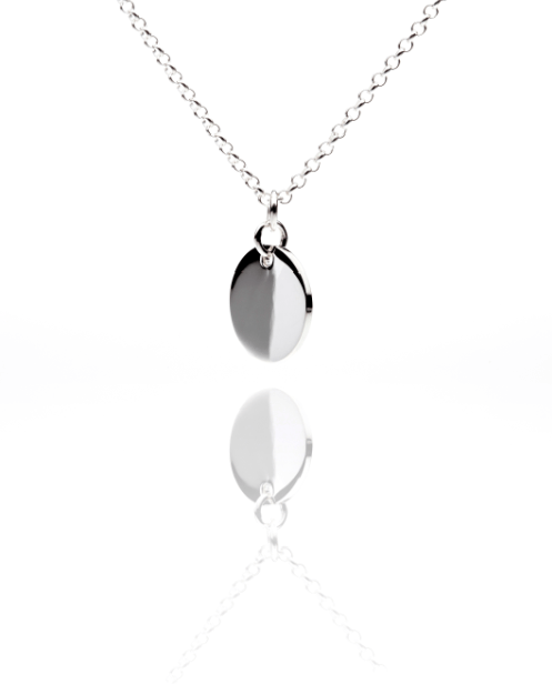 David&Martin Mirror Collection Necklace