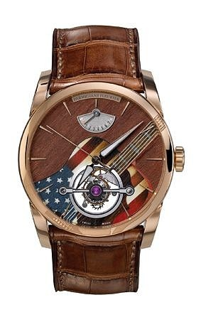 Tonda Woodstock Tourbillon
