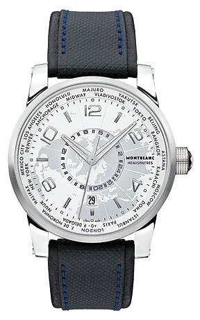 Montblanc TimeWalker World-Time Hemispheres