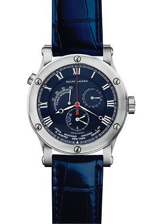 Ralph Lauren Sporting World Time