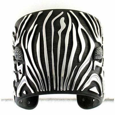 Roberto Demeglio Zebra Bracelet