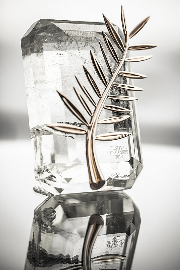 Palme d'Or by Chopard