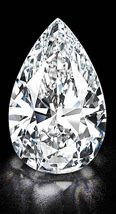 Perfect Diamond Winston Legacy 101,73 carats