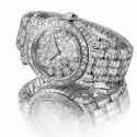 Юбилейные бриллиантовые часы от Chopard