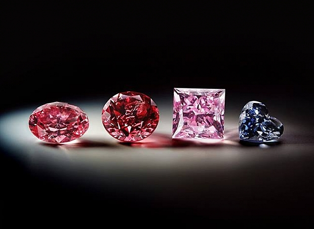 Argyle Pink Diamond Tender 2013