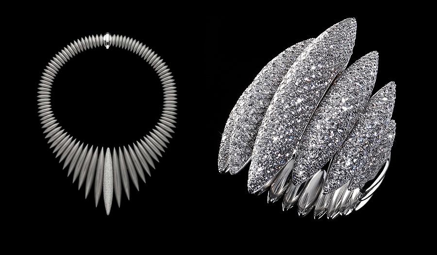 Mattia Cielo - Ghiaccio Jewelry Collection