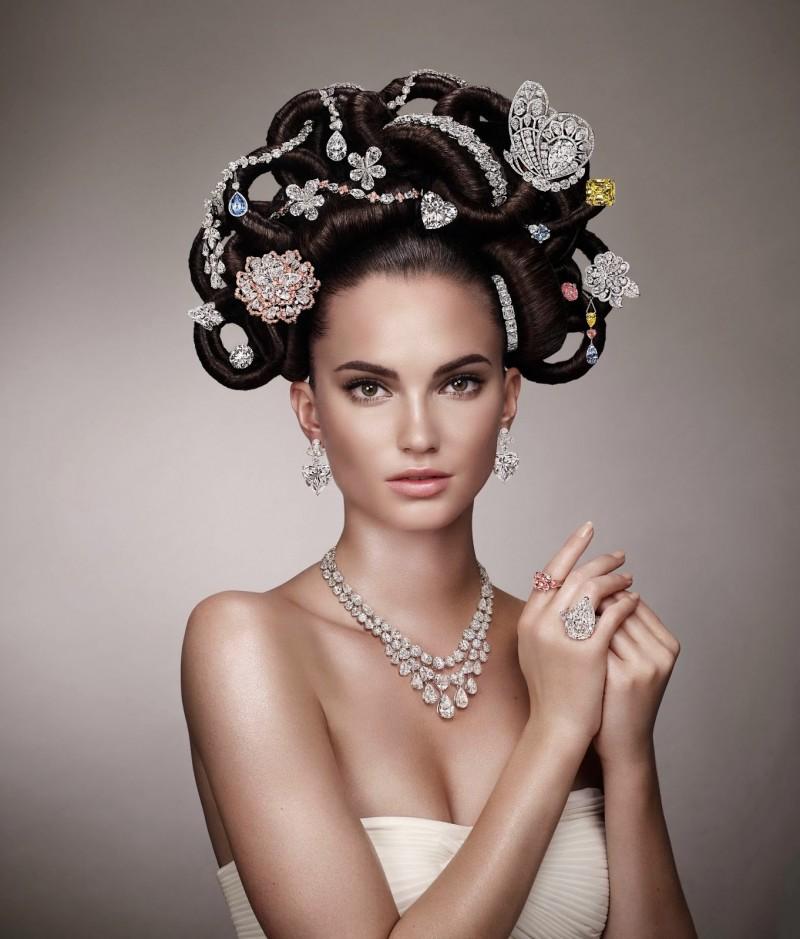Воссоздание Hair & Jewel