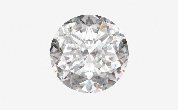 Кругла огранка бриллианта