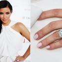 Кольцо Ким Кардашьян продано с аукциона