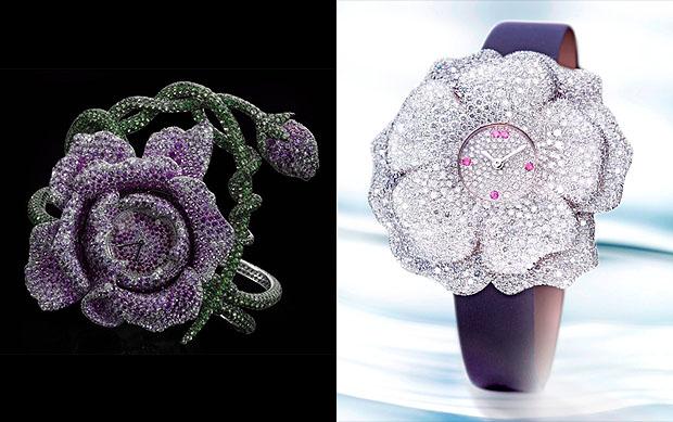 Обновленная версия La Rose и версия 2007
