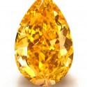 Оранжевый бриллиант The Orange продан за 35,5 миллиона долларов