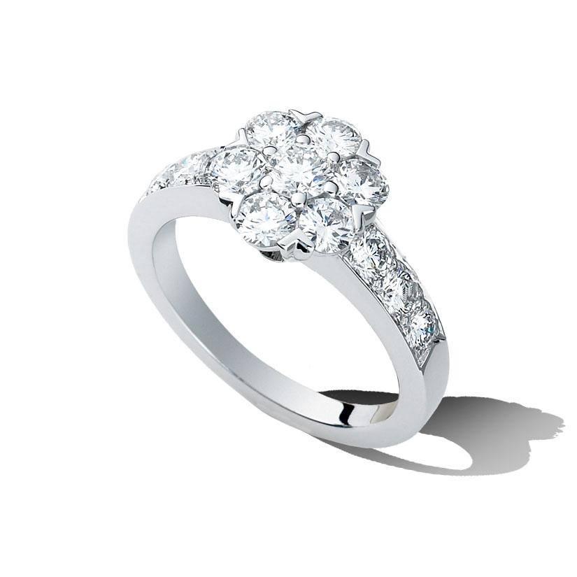 Van Cleef And Arpels Wedding Rings 65 Superb vancleefarpels fleurette Van Cleef