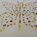 Бриллиантовая «Бабочка Мира» украсит музей в Лос-Анджелесе
