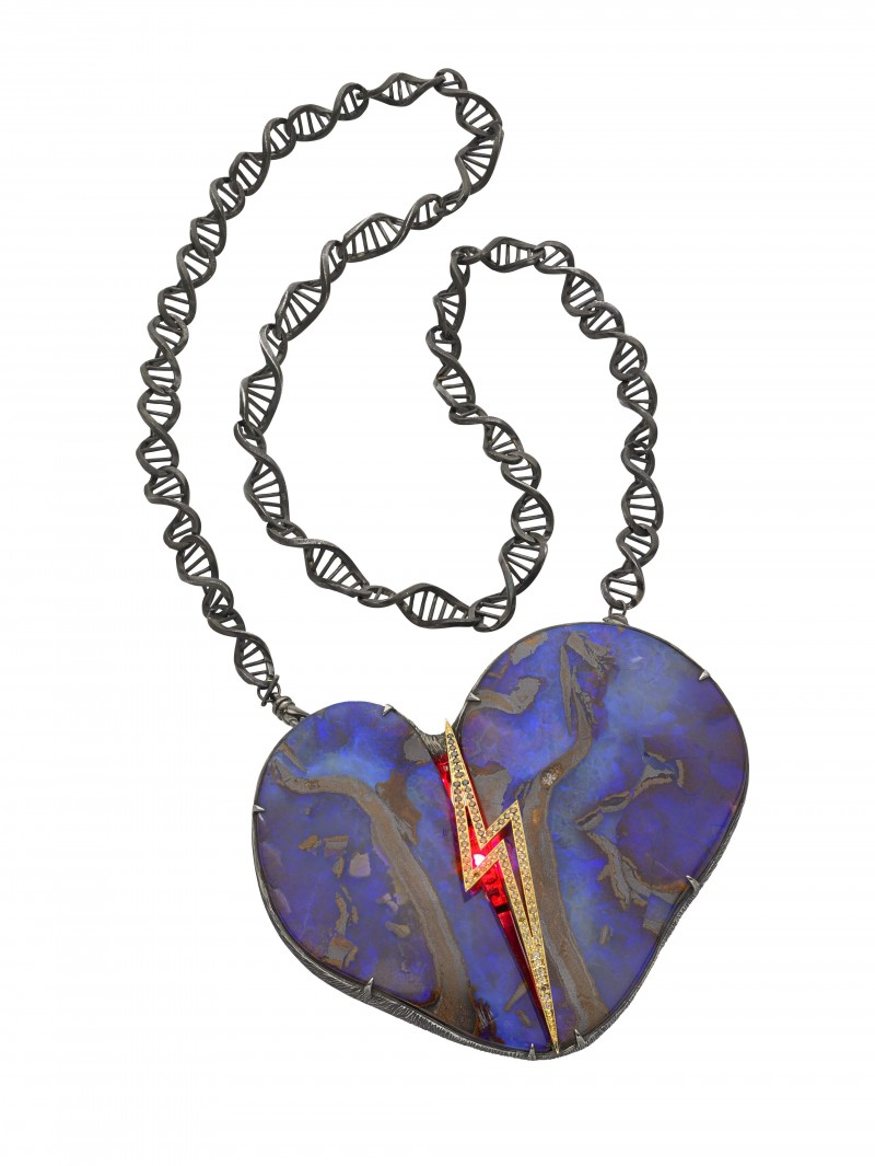 K Brunini Robot Heart