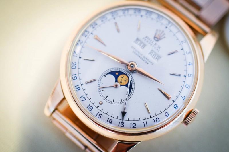 Часы Rolex, Reference 8171 «Padellone»