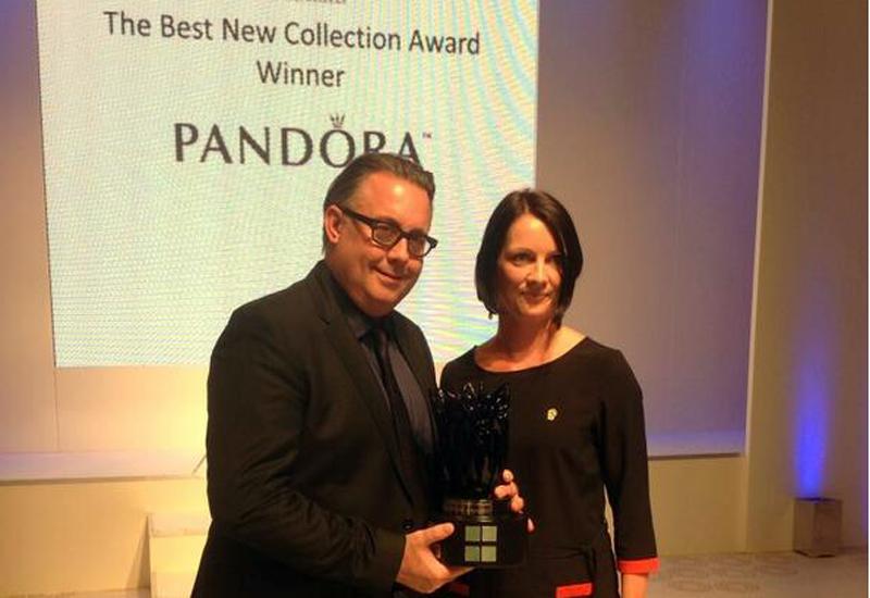 Pandora CMJ award