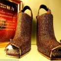 Rolls Royce представляет туфли, усыпанные бриллиантами