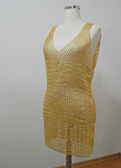Turski zlatar izradio i prodao osam haljina da zlata