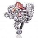 «Оперное» кольцо от Энн Лин