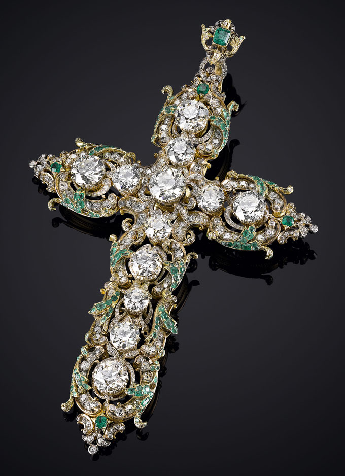 Pope-Paul-VI-Diamond-Cross-MS-Rau