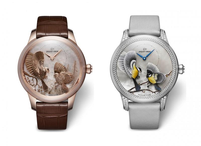 Часы из коллекции Petite Heure Minute Relief Seasons