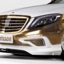 Carlsson CS50 Versailles — мерседес под слоем золота