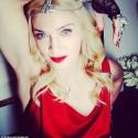 Мадонна и 1000 карат