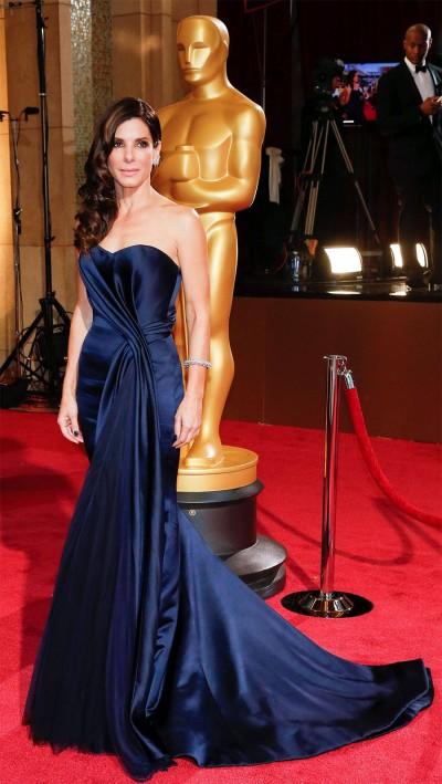 Сандра Буллок Оскар 2014