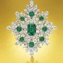 Аукцион Christie's — бриллиантовые серьги и наполеоновский изумруд