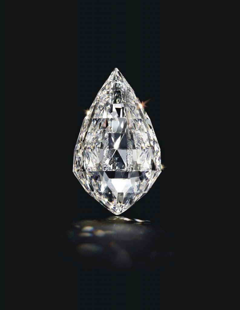 4_briolette-cut diamond