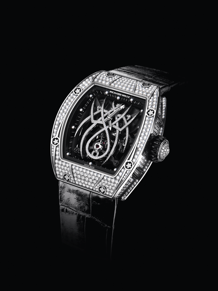 Richard Mille Tourbillon Natalie Portman