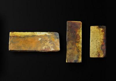 2_Gold from sunken ship
