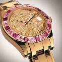 Буйство красок в новых Rolex lady Oyster Perpetual Datejust Pearlmaster 34