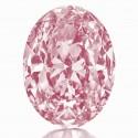 5,5-каратный розовый бриллиант возглавил аукцион Christie's