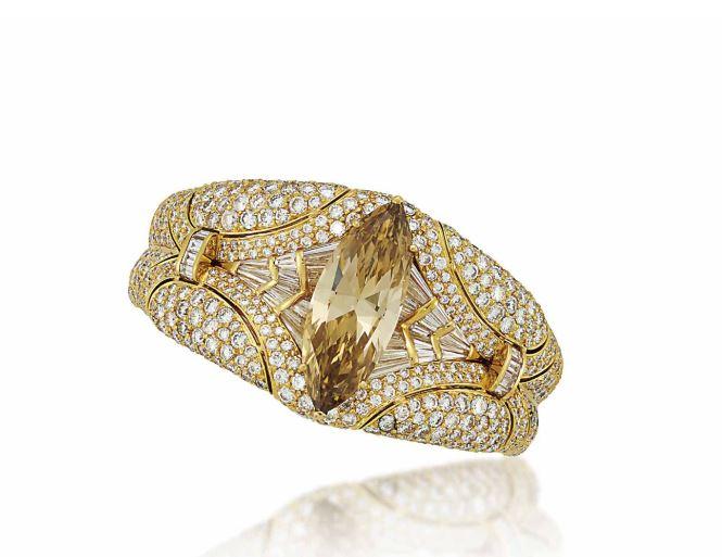 2_DIAMOND BRACELET BULGARI