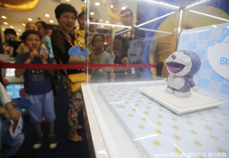 2_Diamond_Platinum_Doraemon