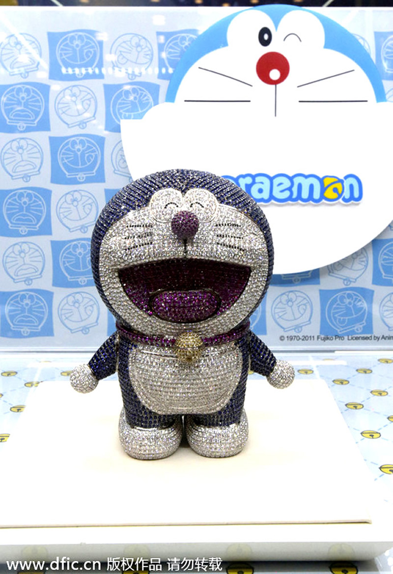 Would You Pay $1,28 Million for Statue of Doraemon?