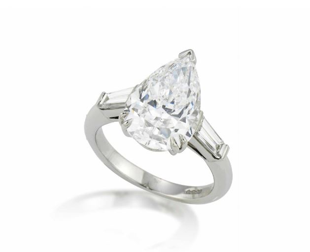 3_PLATINUM DIAMOND RING