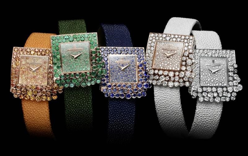 Часы de Grisogono— коллекция Sugar