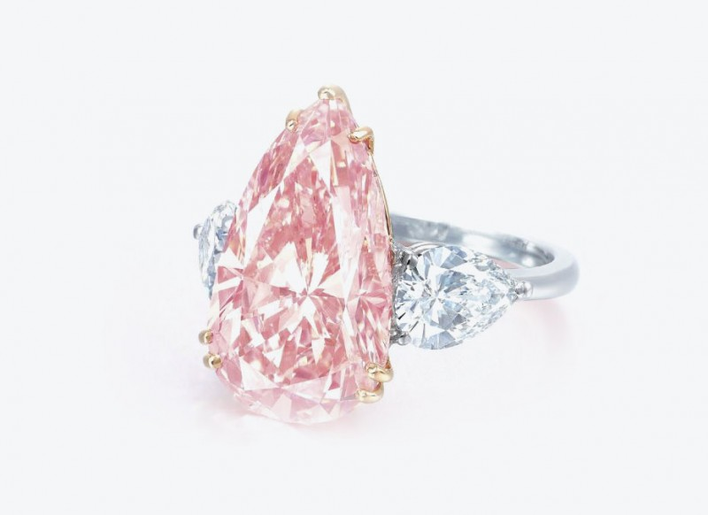 4_pink diamond ring