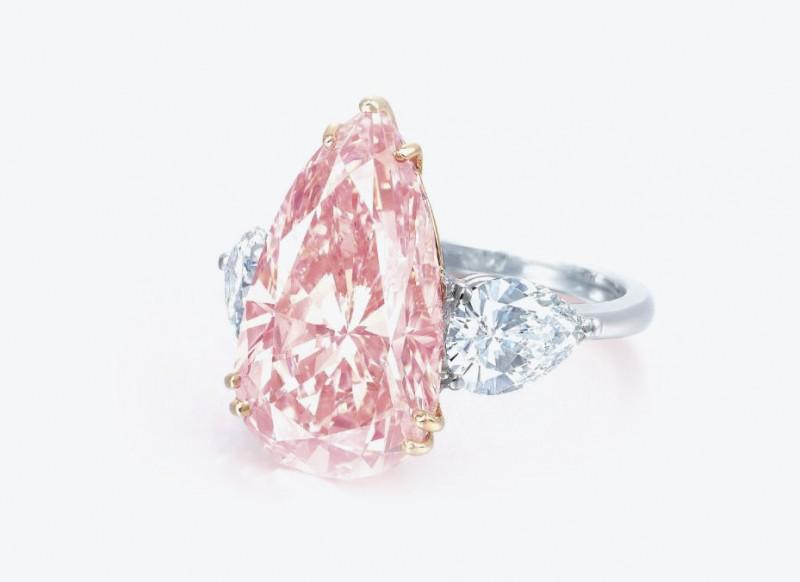 4_pink diamond ring