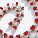 100-каратное рубиновое ожерелье за 10 миллионов