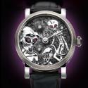 Новые часы-«скелетоны» от Grieb & Benzinger