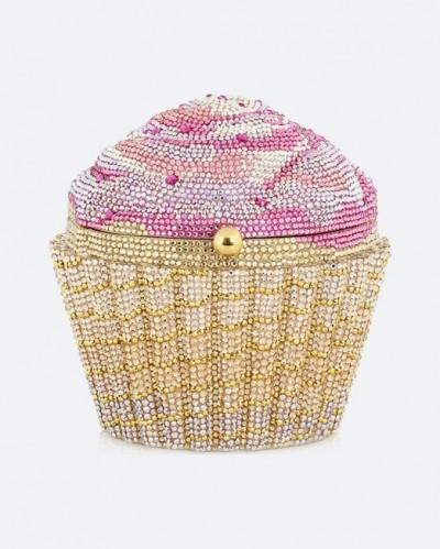 Cupcake clutch от Judith Leiber