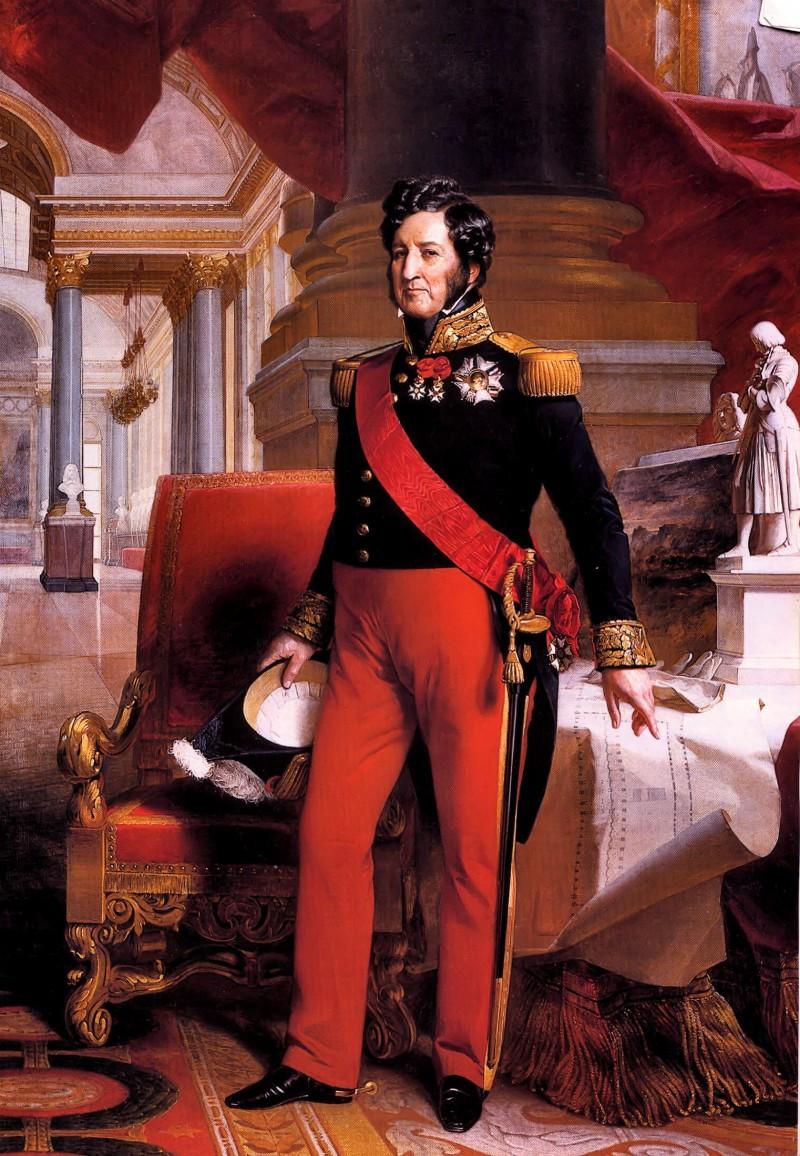 Луи Филип I (1773 – 1850)