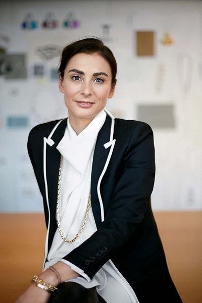 Франческа Амфитеатроф, креативный директор Tiffany & Co